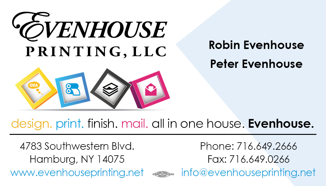 Business Cards | Evenhouse Printing